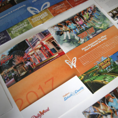 Dollywood Group Sales Brochure