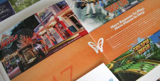 Dollywood Group Sales Brochure